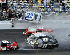 nascar pics | Can NASCAR Make Racing Safer For Spectators … Before It's Too Late ...
