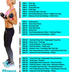 I'm thinking about doing this arms day challenge from Fitnessmagazine.com since I am injured it's the only way I can really change up what I do