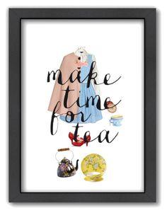 """Tea time"" by glambum ❤ liked on Polyvore featuring Miss Selfridge, Yumi, Kate Spade, Anthropologie, Roksanda, Americanflat, Oscar de la Renta, MacKenzie-Childs and Wedgwood"