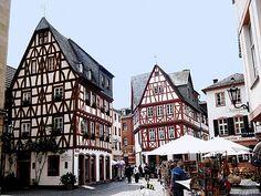 """Kirschgarten"" in the old town of Mainz- Johannes Gutenberg Universitat, Mainz, Germany, International Business"