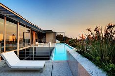 Modern House with  Impressive Ocean ViewsHouse VK1, a single family dwelling by South African practice Greg Wright Architects is situated between the lion's head cliffs and the sea in camps... Architecture