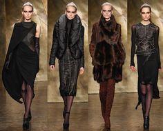 Fall 2013 New York Fashion Week: Donna Karan on http://www.oliviapalermo.com/fall-2013-new-york-fashion-week-donna-karan/#
