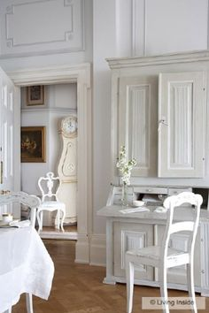 Gustavian Inspiration | from my window | blog and decorative objects |