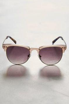 ett:twa ett: twa Wili Sunglasses Pink One Size Eyewear