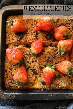 Wentelteefjes uit de oven. Het perfecte brunch recept! | It's a Food Life