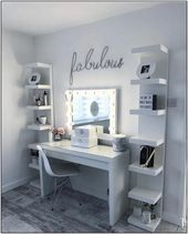dream rooms for adults . dream rooms for women . dream rooms for couples . dream rooms for adults bedrooms . dream rooms for adults small spaces Teenage Room Decor, Teen Decor, Room Ideas Bedroom, Bedroom Decor For Teen Girls Dream Rooms, Girls Bedroom Ideas Teenagers, Ikea Room Ideas, Teenage Girl Bedrooms, Girl Rooms, White Bedroom Decor