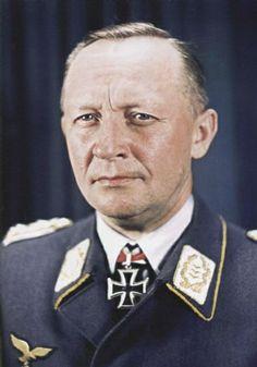 Generaloberst Kurt Student  http://www.historicalwarmilitariaforum.com/topic/6937-ritterkreuztr%C3%A4ger-photos-in-color-thread/