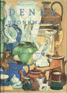 The Beauty and Strength of Denby Pottery www.denbypots.co.uk Denby Pottery, Vintage Kitchen, Lush, Pots, Strength, British, Illustrations, Ceramics, Retro