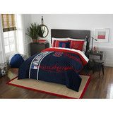 Use this Exclusive coupon code: PINFIVE to receive an additional 5% off the  Boston Red Sox MLB Full Comforter Set at SportsFansPlus.com