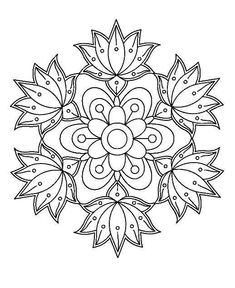 ‎Star Coloring Pages by Number Mandala Art, Mandalas Drawing, Mandala Coloring Pages, Mandala Painting, Mandala Pattern, Coloring Book Pages, Dot Painting, Coloring Sheets, Coloring Tips