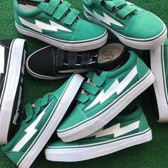 Revenge X Storm Velcro Sneakers Fashion, Shoes Sneakers, Cool Trainers, Custom Vans Shoes, Velcro Shoes, Expensive Shoes, Hype Shoes, Fresh Shoes, Sneaker Boots