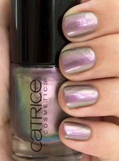 Catrice Ultimate Nail Lacquer 490 Iron Mermaiden Swatches
