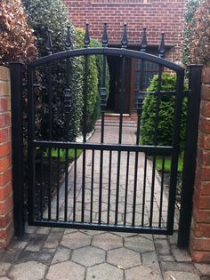 Wrought Iron Gates | Wrought Iron Gates Wrought Iron Railings Wood Gates  Gate Automation .