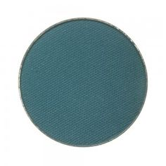Makeup Geek Eyeshadow Pan - Peacock, Matte deep teal blue