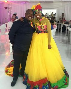 RHOJ star Brinnette Seopela talks of her abusive relationship with ex-husband Themba Gezane! Zulu Traditional Attire, African Traditional Wedding Dress, Traditional Fashion, African Wedding Attire, African Attire, African Outfits, African Fashion Ankara, Latest African Fashion Dresses, African Beauty