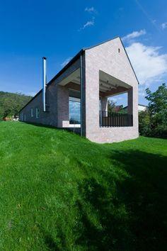 Valverdea andrea carmignola architects residential for Not so big house architects