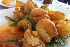 Crispy Shrimp Napoli Bravo Copycat Recipe! http://recipebox.cdkitchen.com/201374/94991/recipe.html