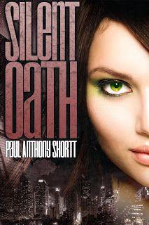 Blitz: Silent Oath by Paul Anthony Shortt