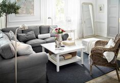 Excellent Living Room Ideas Ikea Plans Free