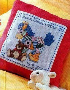 bichinhos estilo patchwork