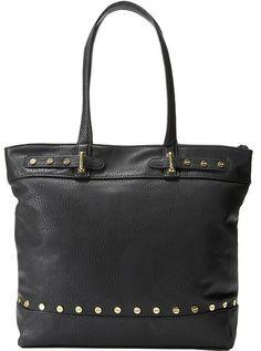 Lafayette olivia + joy Tote (Black) - Bags and Luggage