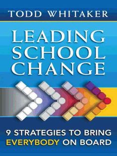 Make positive and immediate changes in your school with the support of your entire staff. New from acclaimed speaker and bestselling author Todd Whitaker (What Great Teachers Do Differently, Dealing w