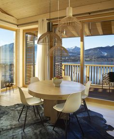 Gallery of Alpine Chalets / landau kindelbacher Architekten Innenarchitekten - 11