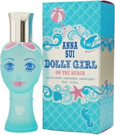 Dolly Girl On The Beach by Anna Sui For Women. « Impulse Clothes