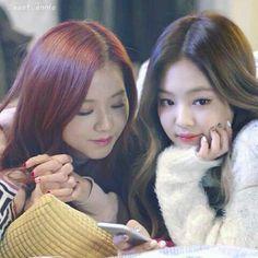 Kpop Girl Groups, Korean Girl Groups, Kpop Girls, Kim Jennie, Got7 Bam Bam, Blackpink Debut, Black Pink Kpop, Blackpink Jisoo, Namjin