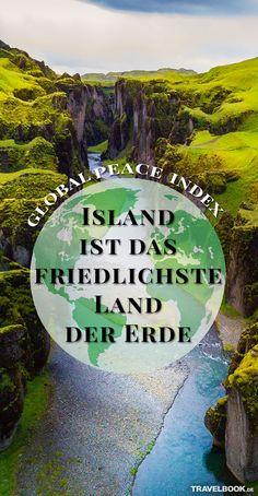 Jedes Jahr erstellt das Institute for Economics and Peace (IEP) den Global Peace Index, der 163 Länder rankt. Wie schon in den Jahren zuvor landete Island 2017 auf dem ersten Platz.