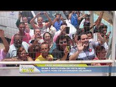 Onde quer que vá, Dilma é hostilizada pela população. Em Governador Valadares não foi diferente! | Diário do Brasil