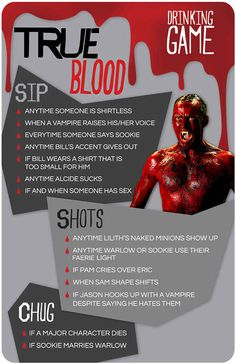 """This """"True Blood"""" Finale Drinking Game Will Probably Get You Hammered - BuzzFeed Mobile"""