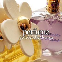 Perfume #justgirlythings