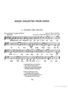 Journal of the Folk-Song Society - Folk-Song Society (Great Britain) - Google Books