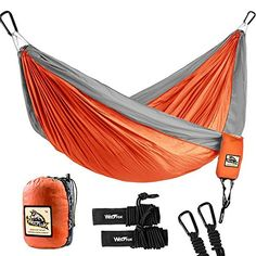 Double Person Camping Hammock Parachute Portable Outdoor Hammock For Camping Fishing Picnic Beach Garden Sleeping Easy Promotion To Invigorate Health Effectively Sleeping Bags Camp Sleeping Gear