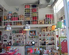 Yaffo Flea Market cute store