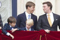 Família Real do Luxemburgo