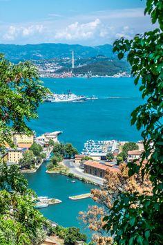 La Spezia (Liguria, Italy) by Monika
