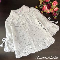 Baby Knitting, Crochet Baby, Photo And Video, Lace, Sweaters, Handmade, Instagram, Clothes, Women