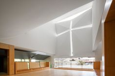 st barnabas church in sydney given curving form by FJMT