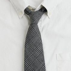 Love the idea of a wool tie.