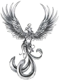 25 Best Phoenix Tattoo Designs - I Want This - . - 25 Best Phoenix Tattoo Designs – I Want This – - Rising Phoenix Tattoo, Small Phoenix Tattoos, Phoenix Tattoo Design, Phoenix Design, Phoenix Tattoo Feminine, Phoenix Tattoo Sleeve, Phoenix Tattoo Girl, Pheonix Rising, Japanese Phoenix Tattoo