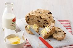 Fruit and Spice bread.  Try adding wholemeal SR flour and chia seeds.