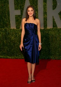 Actress Marion Cotillard arrives at the 2009 Vanity Fair Oscar Party hosted by Graydon Carter held at the Sunset Tower on February 22, 2009 in West Hollywood, California. (Photo by Alberto E. Rodriguez/Getty Images) *** Local Caption *** Marion Cotillard