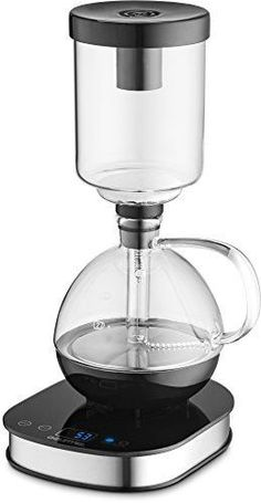 The 7 Best Coffee Makers to Buy in Best Specialty Brewer: Gourmia Digital Siphon Artisinal Coffee Machine Espresso Machine Reviews, Coffee Maker Reviews, Best Coffee Maker, Espresso Maker, Espresso Coffee, Coffee Coffee, Coffee Label, Drip Coffee, Coffee Time
