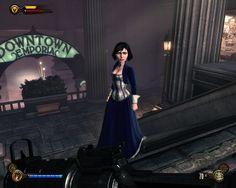 Elizabeth from Bioshock Infinite (1)