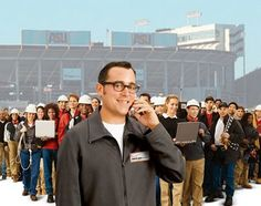 I always wanted the verizon guy to be my boyfriend. I can HEAR you!! Can you hear me? I love you verizon guy!!