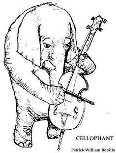 Cellophant