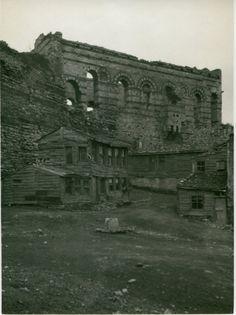 Tekfur Sarayı  David Talbot-Rice Arşivi http://ift.tt/2lUGnsK