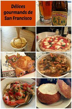 Délices Gourmand San Francisco :  quoi manger, où manger, notre top 10 des spécialités locales et bonnes adresses.